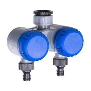 HydroSure Two Hour Mechanical Twin Tap Timer